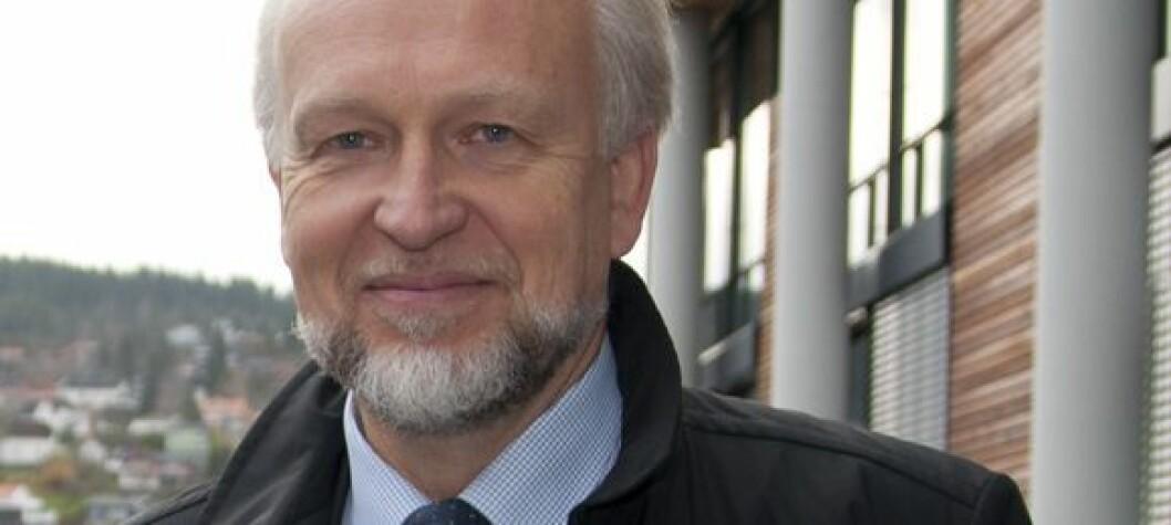 Bjørn Erikstein blir ny direktør for Oslo universitetssykehus. Foto: Tone Stidahl