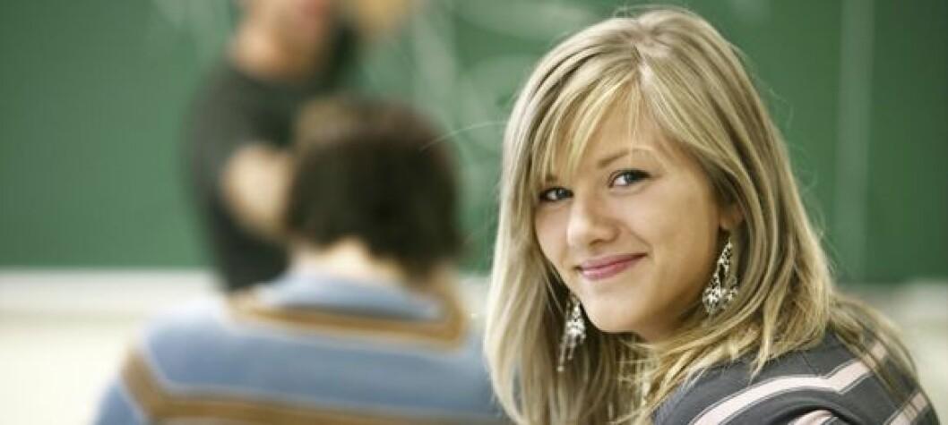 Flere norske og danske ungdommer vil bli radiograf. Foto: iStock