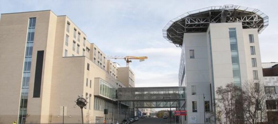Trond Mohn offentliggjorde onsdag at han gir en PET MR-maskin til St. Olavs Hospital. SpareBank 1 SMN vil ordne finansiering av en PET CT. Foto: Tone Stidahl