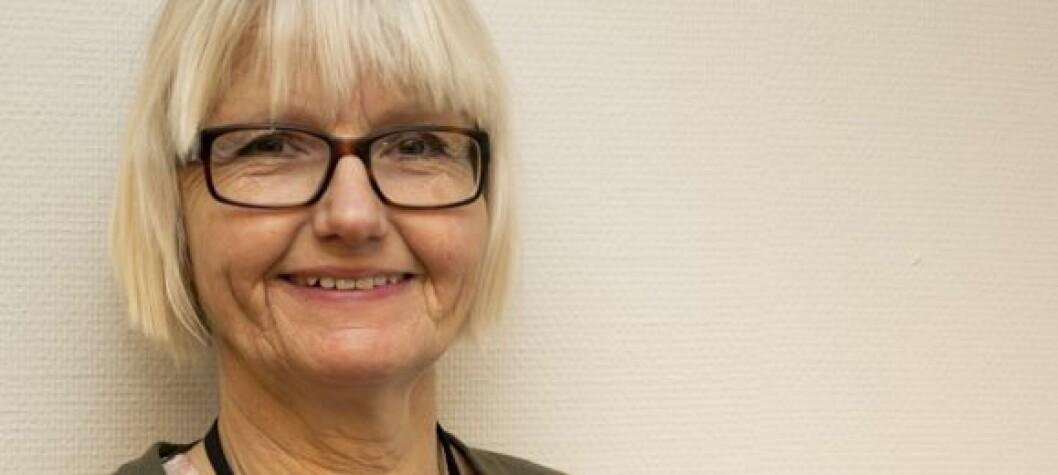 Berit Damtjernhaug, leder for Mammografiprogrammet. Foto: Tone Stidahl