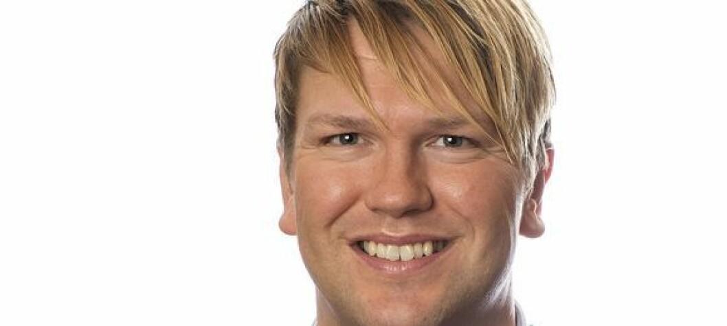 Hans Flaata. Foto: Håvard Ramstad