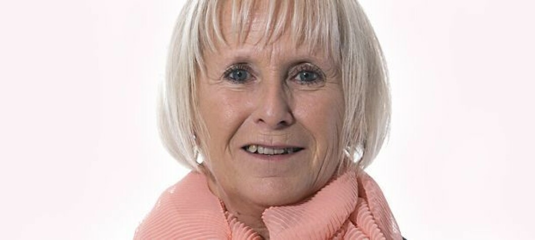Forbundsleder Anna Pettersen i Norsk Radiografforbund stiller til gjenvalg for en ny treårsperiode. Foto: Håvard Ramstad