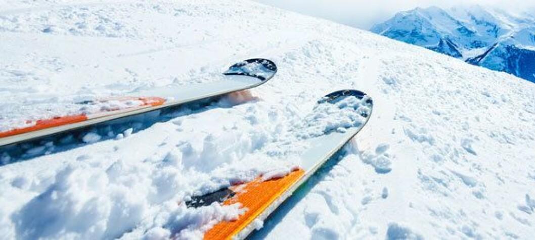 Med skisport følger også dessverre tidvis benbrudd. Men nå kan mange vintersportutøvere i Sirdal få avklart hvorvidt det dreier seg om brudd eller ikke, allerede i skibakken.ILLUSTRASJONSFOTO: ISTOCK