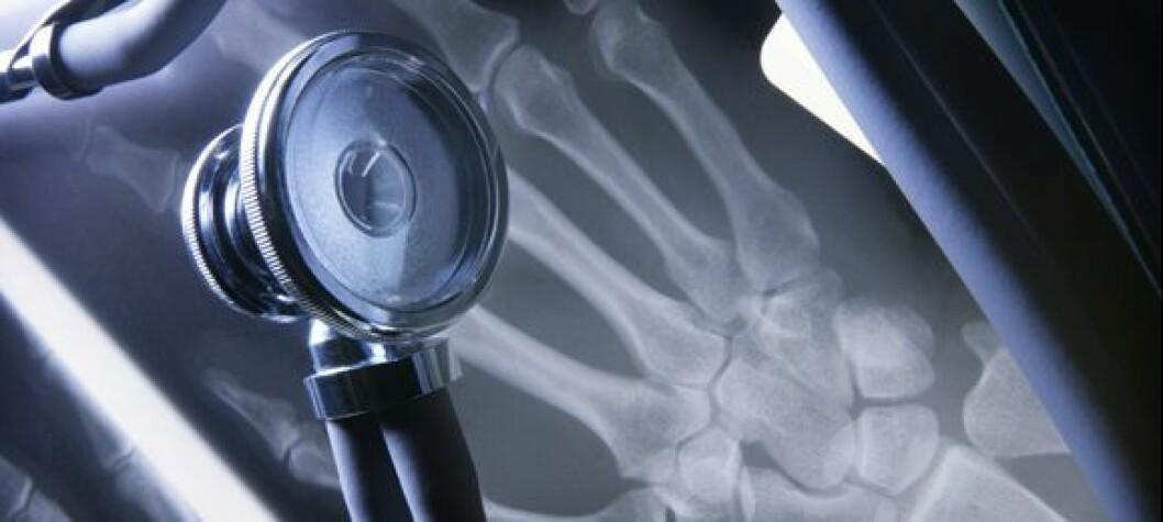 Klinikkdirektør Trude Steinsvik beklager at sentrale fagpersoner slutter. – Det er svært trist og uheldig, og det blir en svært vanskelig jobb å få rekruttert flere radiologer, sier hun. Foto: iStock