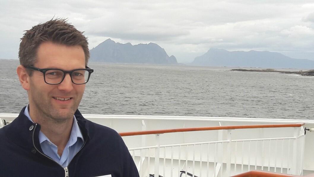 Monopolsituasjonen som nå skapes på bildediagnostiske tjenester, forringer helsetilbudet på Nordmøre, sier Eigil Sandvik, fastlege og tillitsvalgt for Legeforeningen. FOTO: PRIVAT